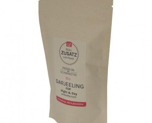 OZ Null Zusatz Darjeeling entkoffeiniert