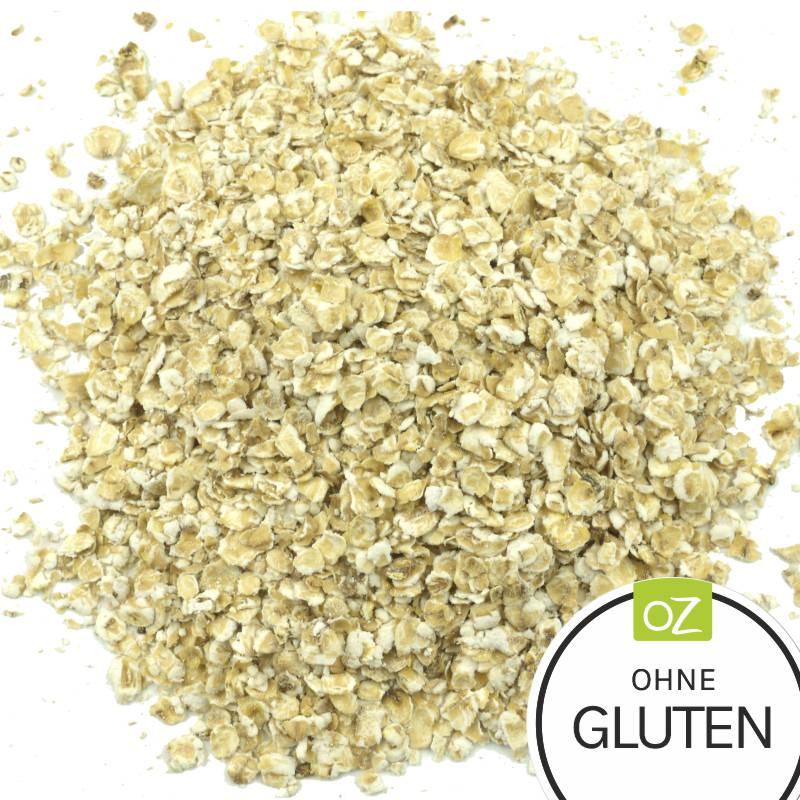 OZ - Bio Haferflocken Kleinblatt glutenfrei