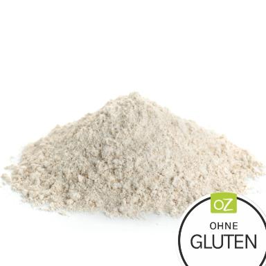 Null Zusatz Hafervollkornmehl - glutenfrei