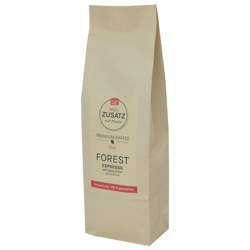 OZ Bio Projektkaffee Espresso ganze Bohne