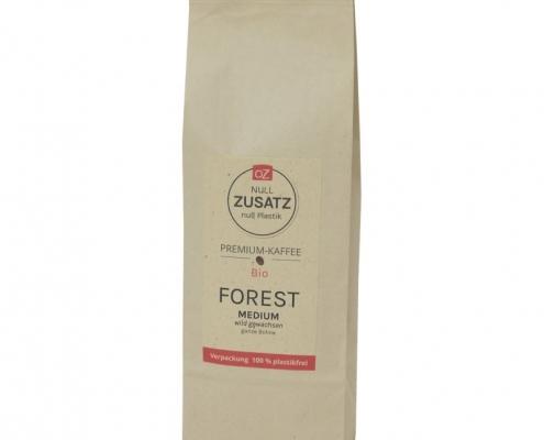 OZ Bio Projektkaffee Medium ganze Bohne