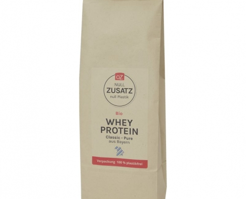 OZ Bio Whey Proteinpulver