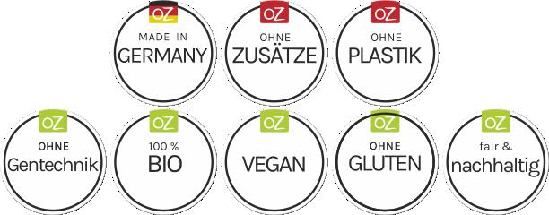 OZ Cornflakes bio-dyn glutenfrei